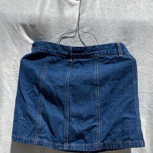 Forever 21 Mini Skirt.